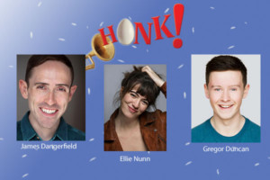 Cast Announced for HONK! UK Tour