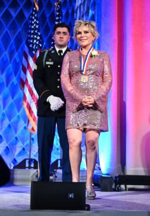 Broadway Producer Wendy Federman Receives Ellis Island Medal Of Honor