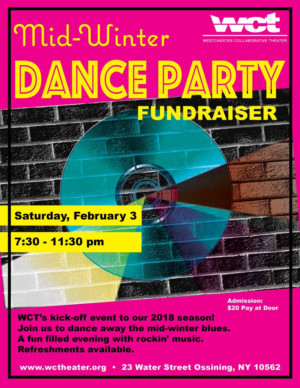 Midwinter Dance Party to Feature DJ Extraordinaire Kidharlem at WCT