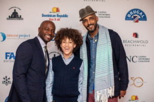 SCHOOL OF ROCK StarBrandon Niederauer Attends The DREAM Project Annual Benefit