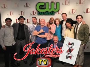 The CW Las Vegas Begins Airing Jokesters TV Comedy Series