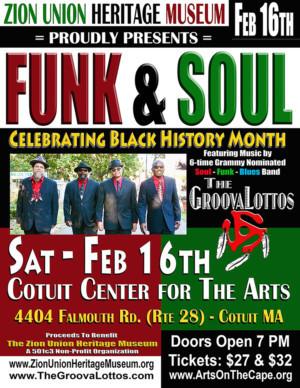FUNK & SOUL Celebrates Black History Month
