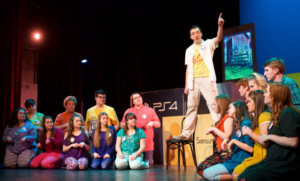 GODSPELL Opens Tonight At Adrian's Croswell Opera House