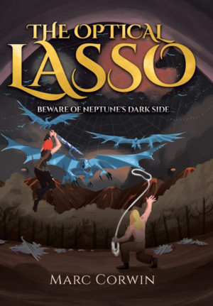 Author Marc Corwin Releases New Sci-Fi Fantasy Thriller