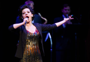 Prairie Center Welcomes JUDY GARLAND: COME RAIN OR COME SHINE Starring Angela Ingersoll