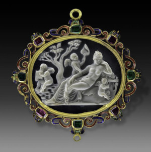 Historic Medici And Lorraine Gem Collection On View For The First Time in Florence