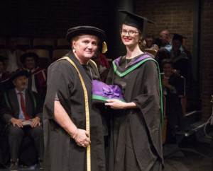 First Rose Bruford College Degrees Awarded