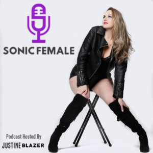 Justine Blazer Announces New Podcast SONIC FEMALE