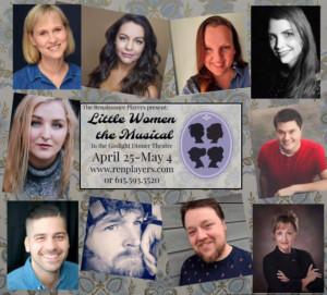 LITTLE WOMEN Opens In Gaslight Dinner Theatre