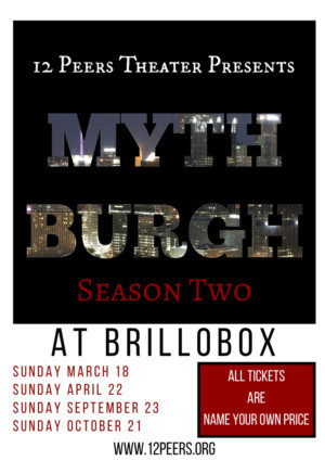 12 Peers Theater Continues Site-Specific Performances With MYTHBURGH SEASON 2