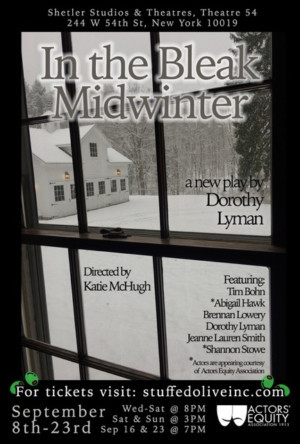 Dorothy Lyman To Premiere New Play, In THE BLEAK MIDWINTER