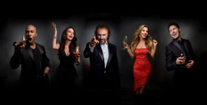 THE COCKTAIL CABARET to Debut at Cleopatra's Barge at Caesars Palace