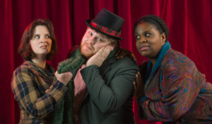 MRS. BOB CRATCHIT'S WILD CHRISTMAS BINGE Comes to The Contemporary Theater Company