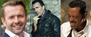 Garrett Phillips, Nigel Casey and David Hayes to Star in West End's 'THE RAT PACK' This Winter