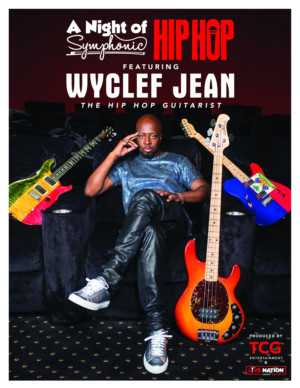 Wyclef Jean to Team with SLSO for Night of Symphonic Hip-Hop