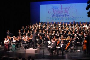 Sing-Along Performance of Handel's Messiah Comes to Raue Center, 12/10