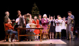 Theatre Anonymous presents IT'S A WONDERFUL LIFE