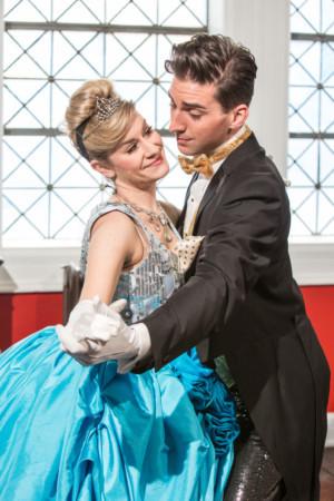 Northwest Children's Theater presents CINDERELLA This Holiday Season