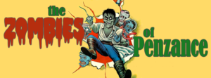 New Line Theatre presents Reading of ZOMBIES OF PENZANCE, 1/8