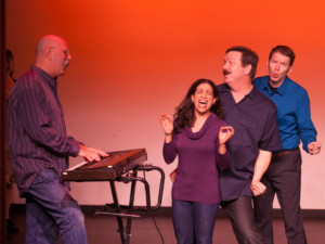 BATS Improv Announces Holiday Theme Shows For Month Of December