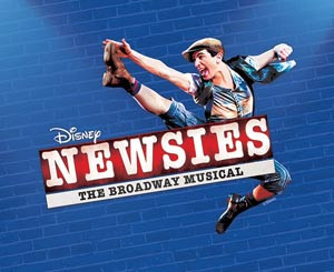 Centenary Stage Company presents DISNEY'S NEWSIES THE MUSICAL