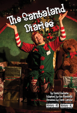 THE SANTALAND DIARIES Comes to The Circuit Playhouse This Holiday Season