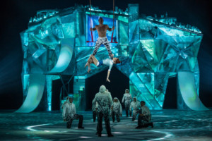New Cirque Du Soleil Show CRYSTAL A Breakthrough Ice Experience Comes to DCU Center