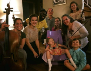 Make-A-Wish Missouri and SLSO Team To Grant Faith's Wish