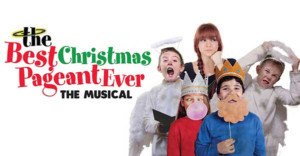 Rose Theater Announces the Cast of THE BEST CHRISTMAS PAGEANT EVER