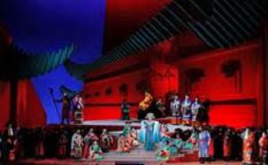 San Francisco Opera presents Puccini's TURANDOT