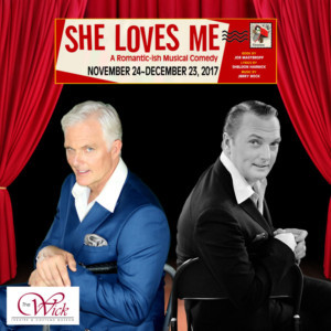 Patrick Cassidy To Play His Dad's Tony Award Winning Role in SHE LOVES ME At The Wick