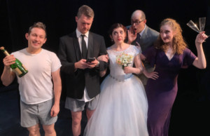 IT SHOULDA BEEN YOU Opens December 1 at Gallery Players