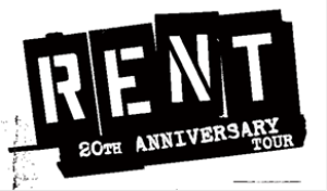 Cast Complete for RENT 20th Anniversary Tour in Las Vegas