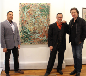 Playwright/Filmmaker Michael Ricigliano Debuts Fine Art Exhibition at Lilac Gallery New York
