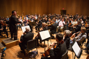 Park Avenue Chamber Symphony and Astrophysicist to Explore Sunrises at DiMenna Center