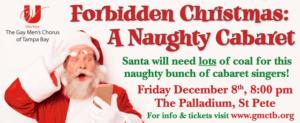 Una Voce presents FORBIDDEN CHRISTMAS: A NAUGHTY CABARET, 12/8