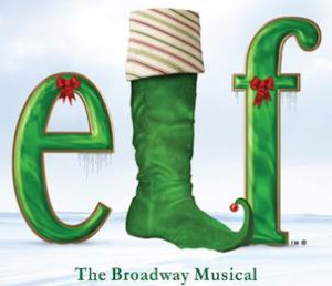 ELF The Musical Brings Holiday Cheer to Seattle, Today