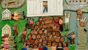 Folk Art Exhibit Features Historic Woodcarvings By Elijah Pierce