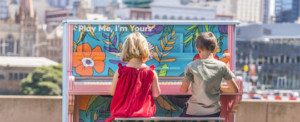 Arts Centre Melbourne's PLAY ME I'M YOURS Set To Create Beautiful Music This Summer