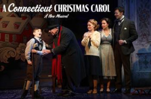 A CONNECTICUT CHRISTMAS CAROL, Starring Lenny Wolpe, Extends at Goodspeed