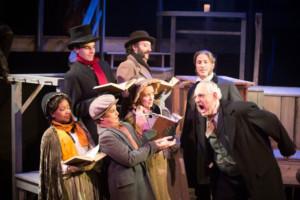 Rubicon Theatre Company presents CHARLES DICKENS' A CHRISTMAS CAROL
