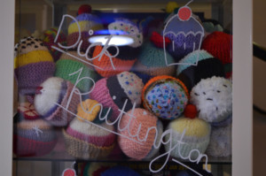 Exeter Northcott Theatre Looks for Good Home For 1,500 Cupcakes Knitted For Panto By Volunteers