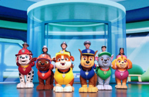 PAW PATROL LIVE! Comes to The Ohio Theatre