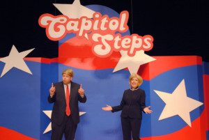 THE CAPITOL STEPS, Premiere Political Musical Satire Troupe, Brings New Show To Spreckels Theatre