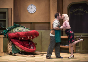 LITTLE SHOP OF HORRORS Opens Friday At The Kravis Center's Rinker Playhouse