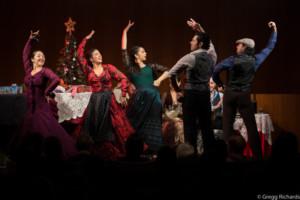 Flamenco Vivo to present Annual Flamenco in the BOROS TOUR, 12/3-9