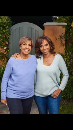 Holly Robinson-Peets to Honor Mother Dolores Robinson at The Actors Fund's Looking Ahead Awards