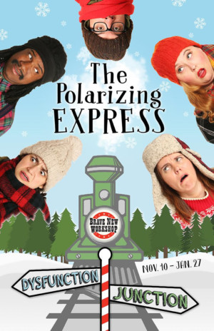 ASL-Interpreted Performance Announced for Brave New Workshop's THE POLARIZING EXPRESS