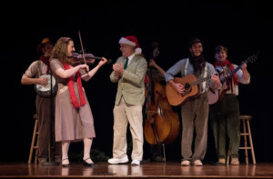 Servant Stage Company Announces OLD-TIME GOSPEL RADIO CHRISTMAS!