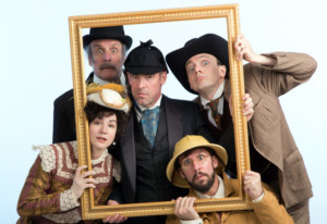 BASKERVILLE, A SHERLOCK HOLMES MYSTERY Opens at Walnut Street Before Tour